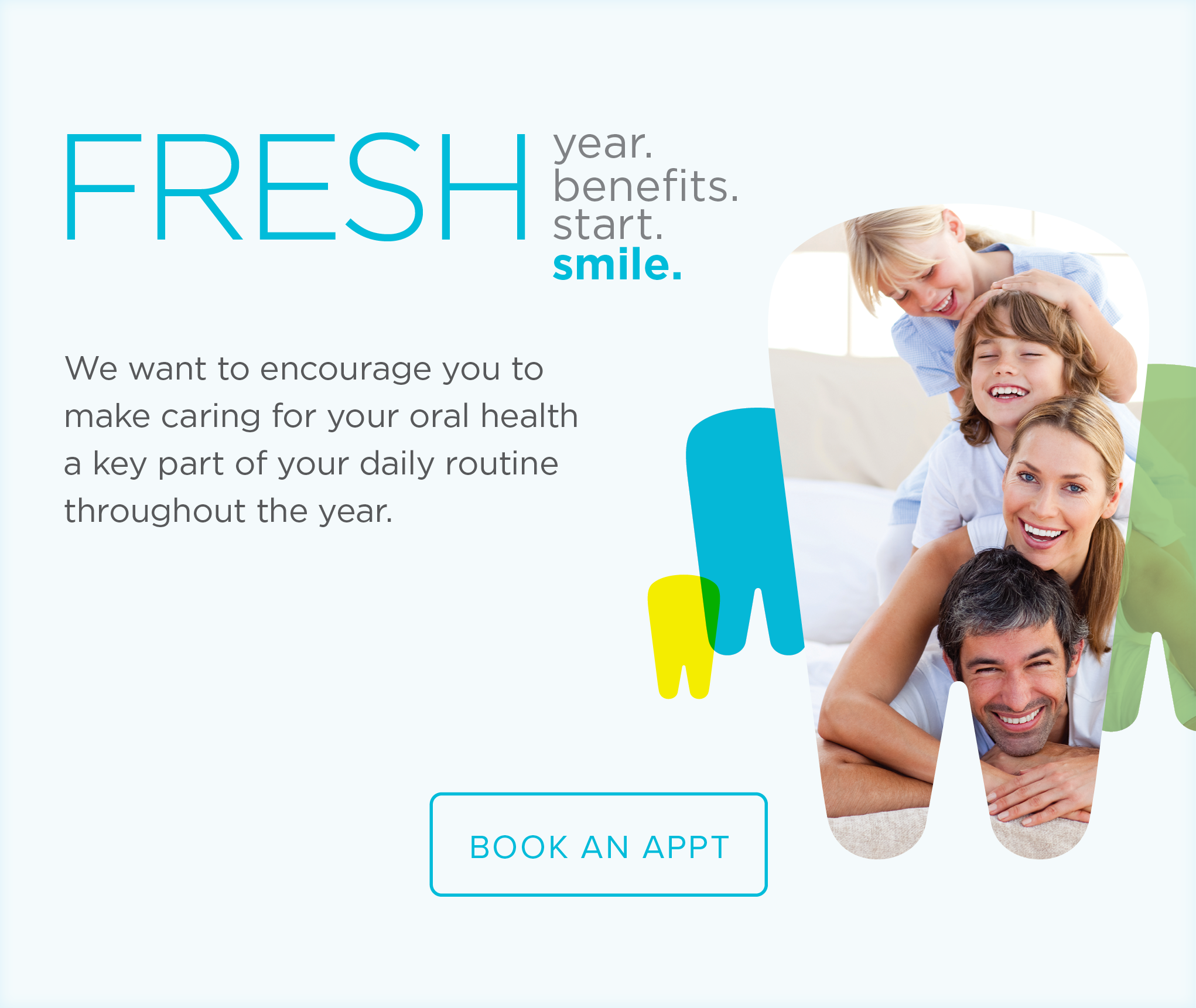 Kensington Dental Group - Make the Most of Your Benefits